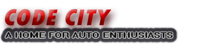 Code City | A Home For Auto Enthusiasts